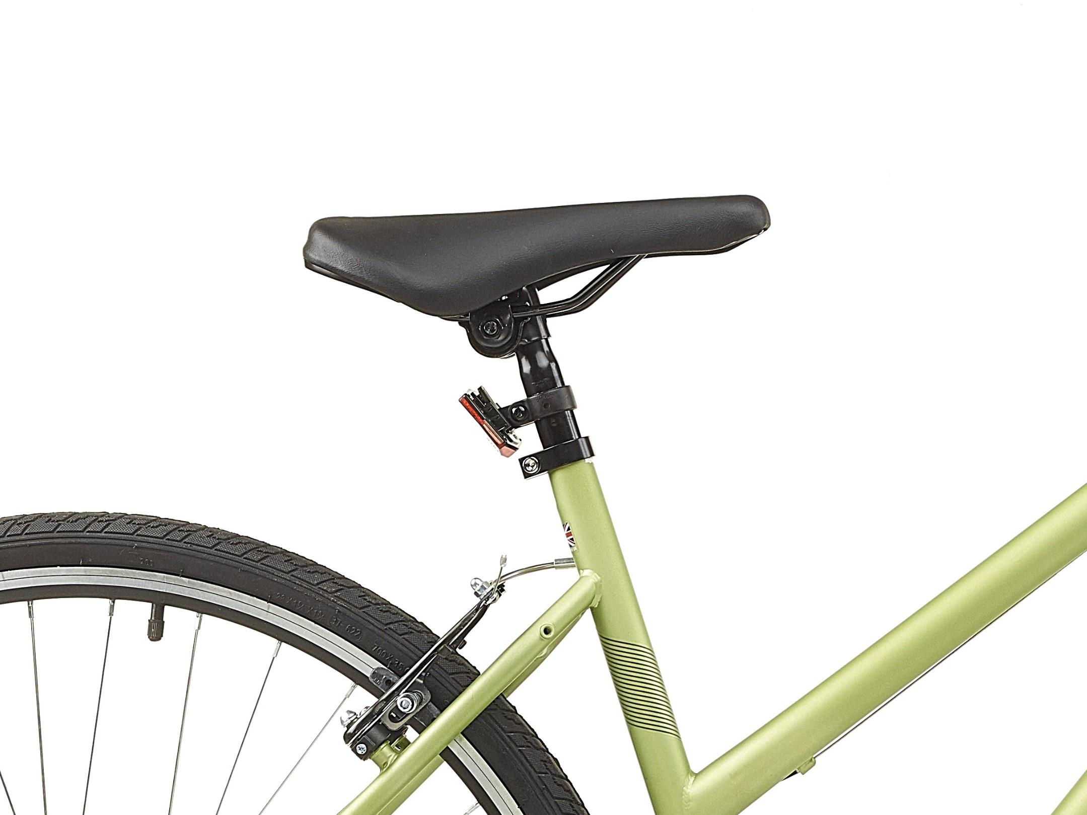 Coyote Prima 700c Wheel 18 Speed Ladies Urban City Bike