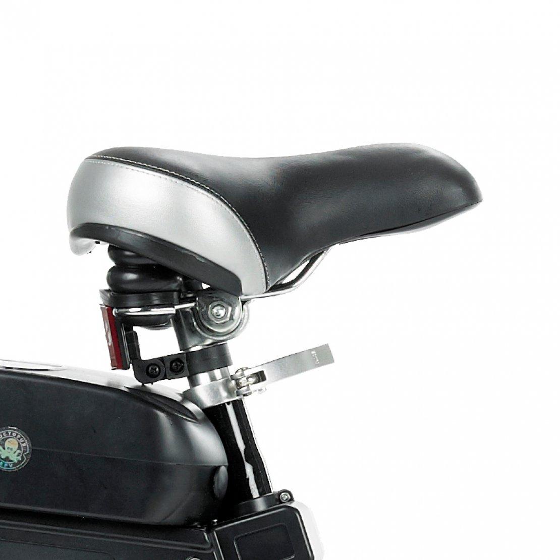 Viking E Go 6 Speed 20 Wheel Alloy Folding Electric Bike Black Evo 24v Wiring Diagram Bikes